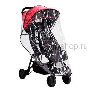 Комплект москитная сетка и дождевик для коляски Mountain Buggy Nano