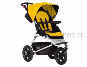 Swift  (Свифт) модель 2017 года, Детская прогулочная коляска Mountain Buggy Swift (Маунтин Багги Свифт)